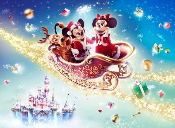 La magie de Noël au pays de Disney