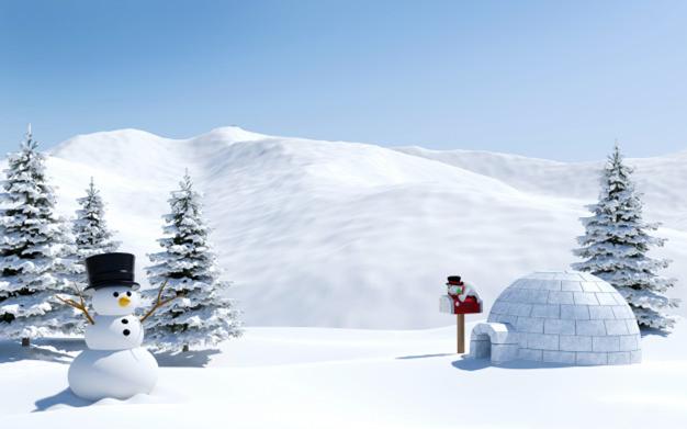 Des vacances d'hiver dans le Grand Nord